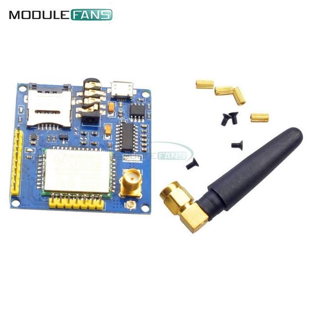 A6 Gsm Module Pinout