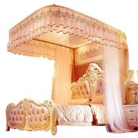 Girl Room Nordic Style Kids Decoration Bed Curtain Pour Double Ciel De Lit Canopy Mosquitera Moustiquaire Mosquito Net