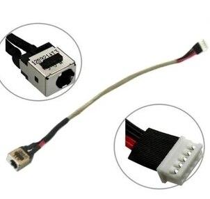 WZSM nouveau câble de connecteur de prise d'alimentation cc pour Lenovo IdeaPad Z360 G360 Z370 livraison gratuite