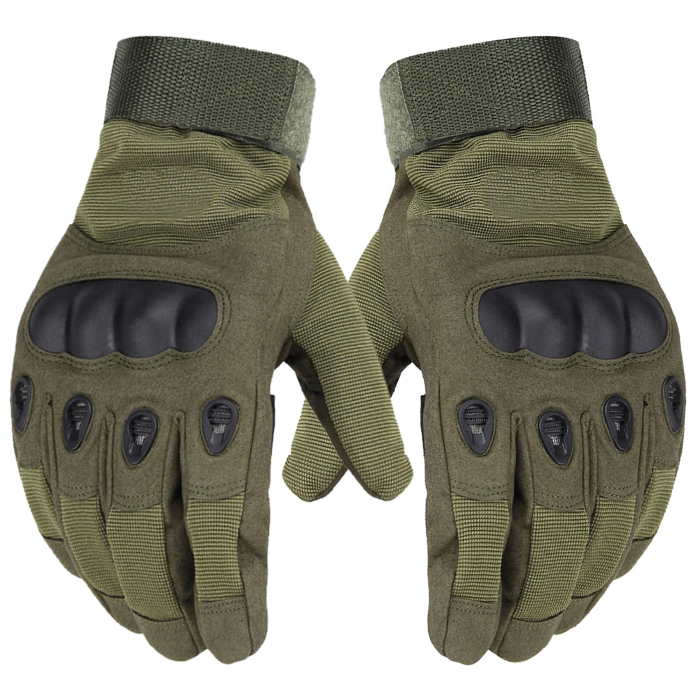 Hot sale tactical gloves outdoor full fis
