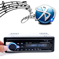 Hands-free Multifunction Autoradio Car Radio Bluetooth Audio Stereo In Dash FM Aux Input Receiver USB Disk SD Card with Remote
