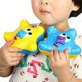 1 Pcs Engraçado Estrelas Do Mar Eletrônico De Água Brinquedos de Banho Crianças Banho Brinquedos Para As Crianças Presentes Do Bebê Piscina de Natação Brinquedos de Praia Por Atacado