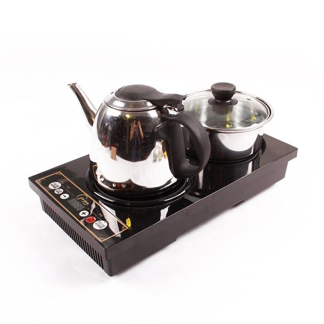 Teekanne tee tablett schnelle ofen elektrische induktionsherd tee ...