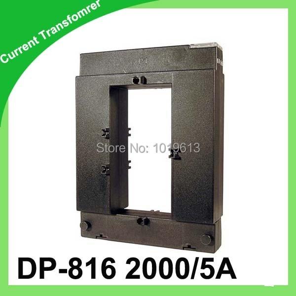 DP-816 2000/5A КЛАСС: 0.5 ВА сплит ядро трансформатор тока окно трансформатор тока