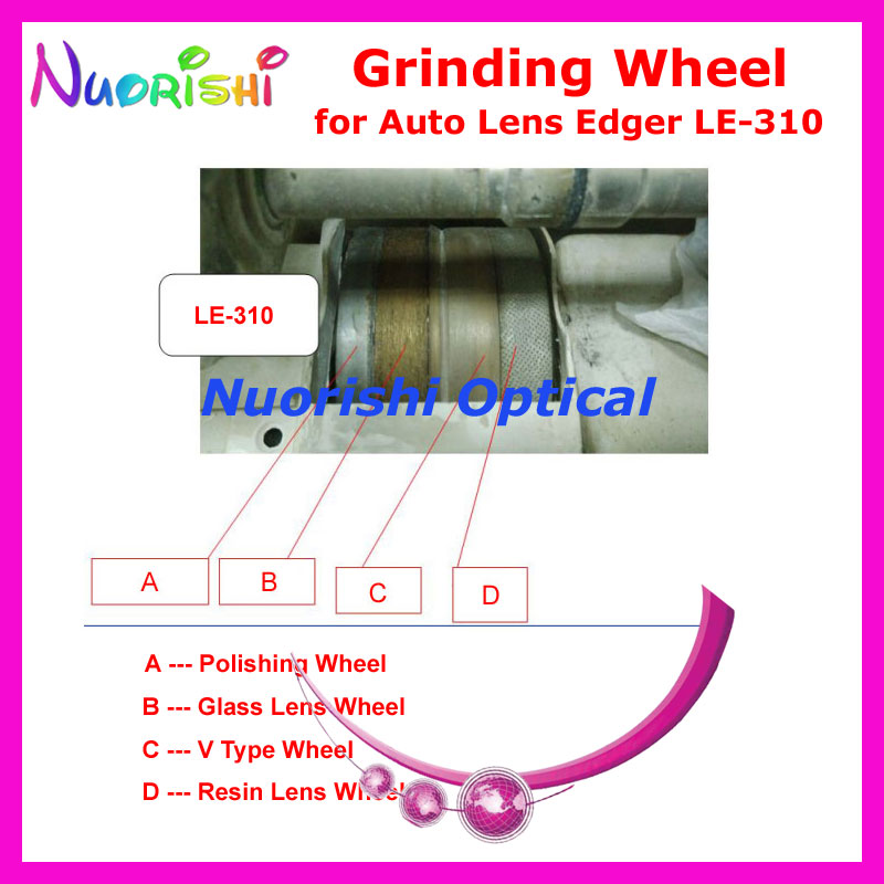 310 Lens Diamond Grinding Cutting Wheel for Supore Auto Lens Edger LE 310