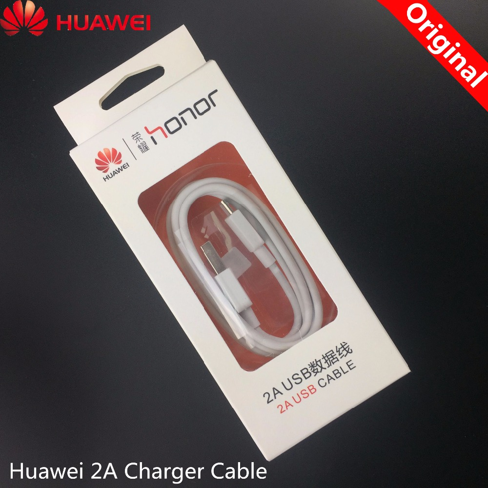 Huawei Mate 10 lite Charger cable Original 2A Fast Micro USB Quick Charge Power cable For Huawei Honor 7X P9 Lite P8 Honor 6 6a