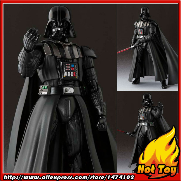 100% Original BANDAI Tamashii Nations S.H.Figuarts (SHF) Action Figure - Darth Vader from