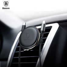 Baseus Magnetic Car Mount With Cable Clip