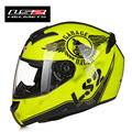 Frete grátis 100% original ff352 ls2 rosto cheio capacete da motocicleta do ece do ponto aprovado ls2 capacete de corrida moto capacete casque