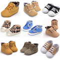 ROMIRUS Muti Style Handsome Baby Boys Solid Sneakers Boots Shoes Infant Toddler Casual Spring Autumn Soft Soled First Walkers