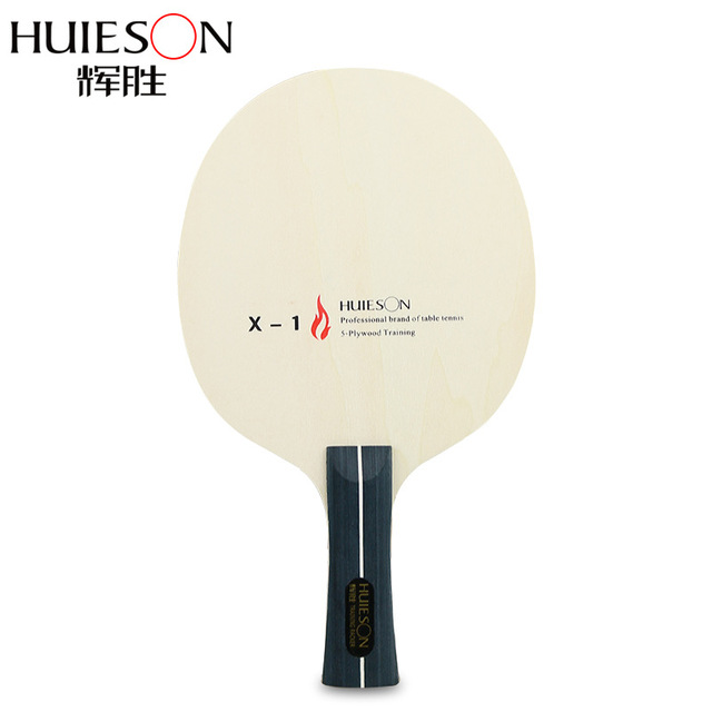 5 Ply Wood Table Tennis Blade Soft Lightweight and Non-Bouncy Blade for Table Tennis Learners Kids Entry Level Racket