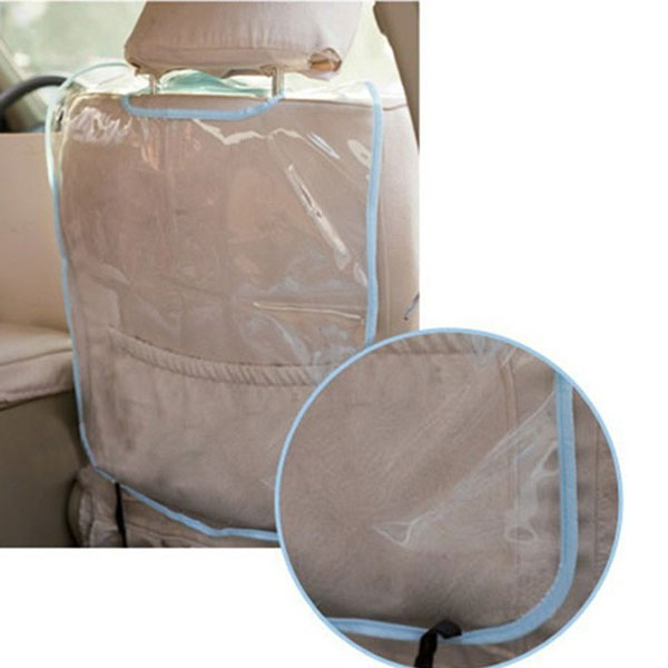 Новый Полезная Автомобилей Авто Seat Вернуться Защитная Крышка для Детей Младенцы Удар Мат Защищает от Содержать в Чистоте
