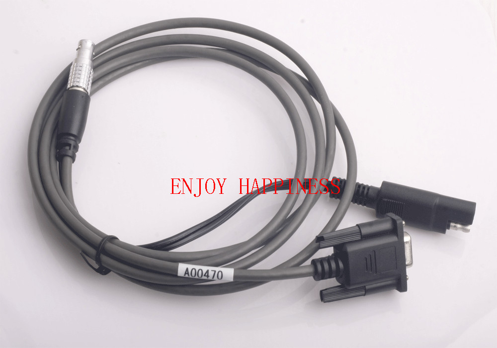 For Sale A00470  Cable for Leica Pacific Crest DB9 RS232 Data Cable / PDL HPB ADL RFM96W for sale leica green tribrach