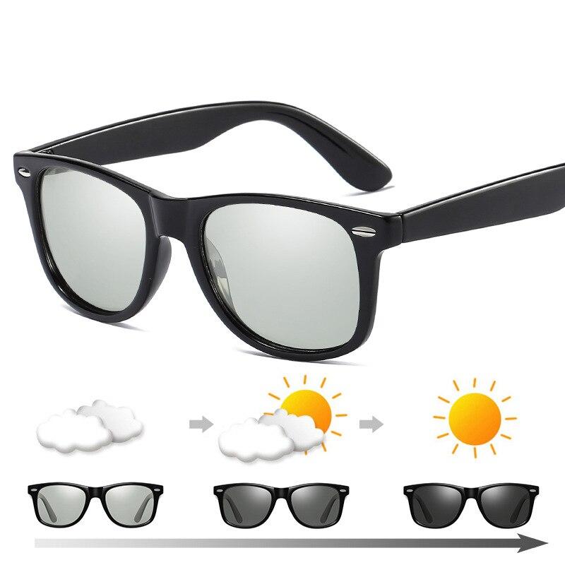 никто подумал, фотохромные солнцезащитные очки отличается