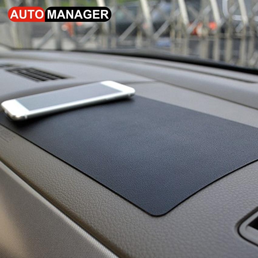 Podloga proti drsenju za telefon GPS držalo avtomobila armaturna - Dodatki za notranjost avtomobila - Fotografija 5