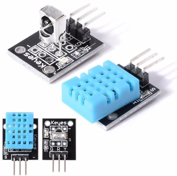 In sensor kit for arduino