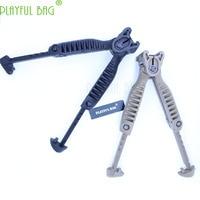 PB Playful Outdoor CS shooting jinming M4 nylon front grip HK416 accessories Lok Fai bomb NERFly gel bullet water gun tactics