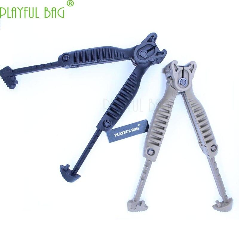 PB juguetón al aire libre CS tiroteo jinming M4 nylon agarre delantero HK416 accesorios Lok Fai bomba NERFly gel bala de pistola de agua tácticas