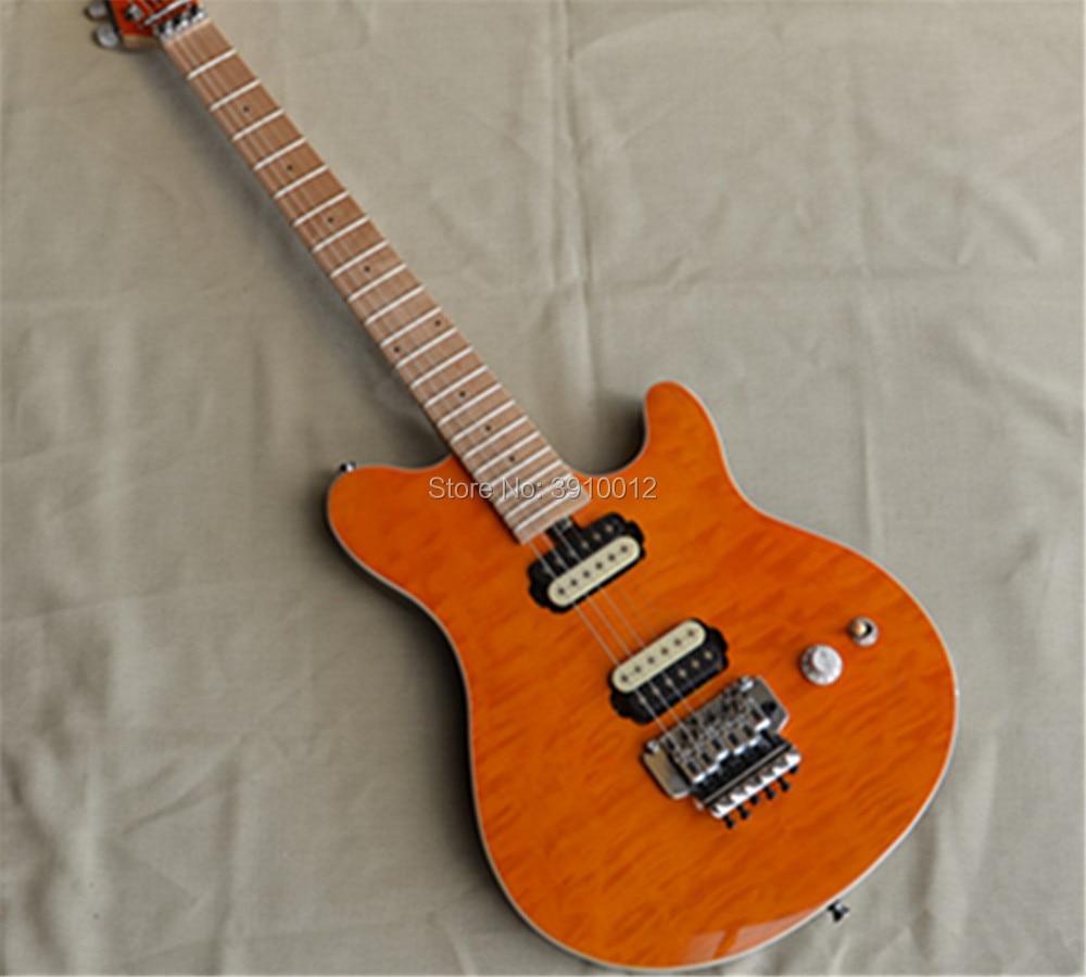 factory custom Ernie ball music man Axis guitar wolfgang 6 string electric guitarfactory custom Ernie ball music man Axis guitar wolfgang 6 string electric guitar
