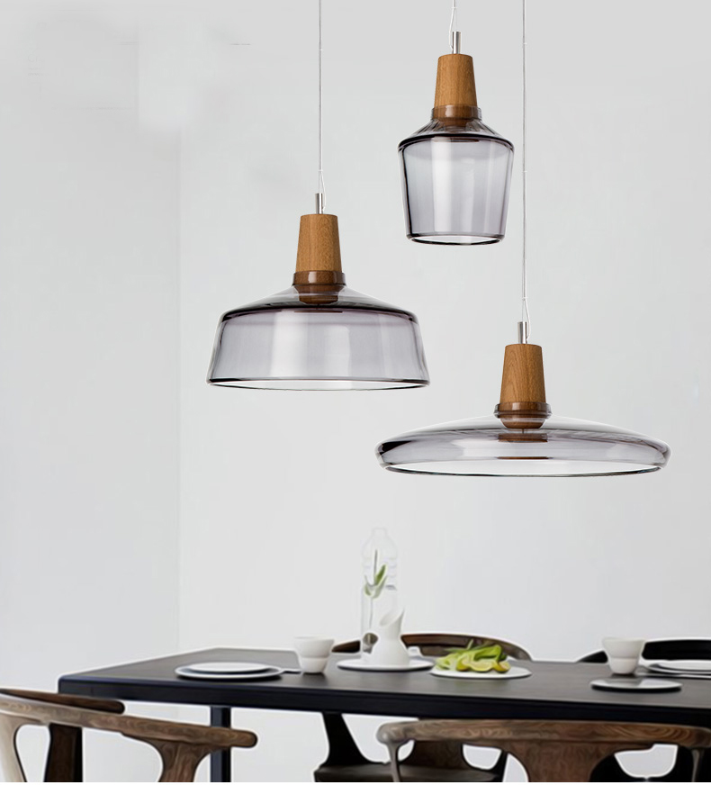 Modern pendant light LED pendant lamp for dining room ...
