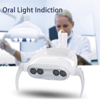 Dental LED Light Teeth Oral Light Induction Lamp For Dental Unit Chair Ceiling Type Oral Light Sensor Lights