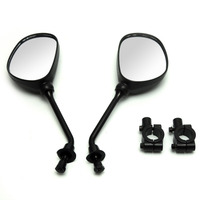 Rear View Mirror Set For Polaris Line Of UTVs Universal Fit On 7 8 Handle Bars