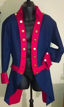Colonial Hamilton Military cosplay Costume musical Cosplay Alexander jacket