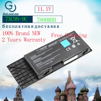 Golooloo 9 cells 7XC9N laptop battery for Dell Alienware M17x M17x R3 M17x R4 Series 7XC9N BTYVOY1 C0C5M 0C0C5M 318 0397 05WP5W