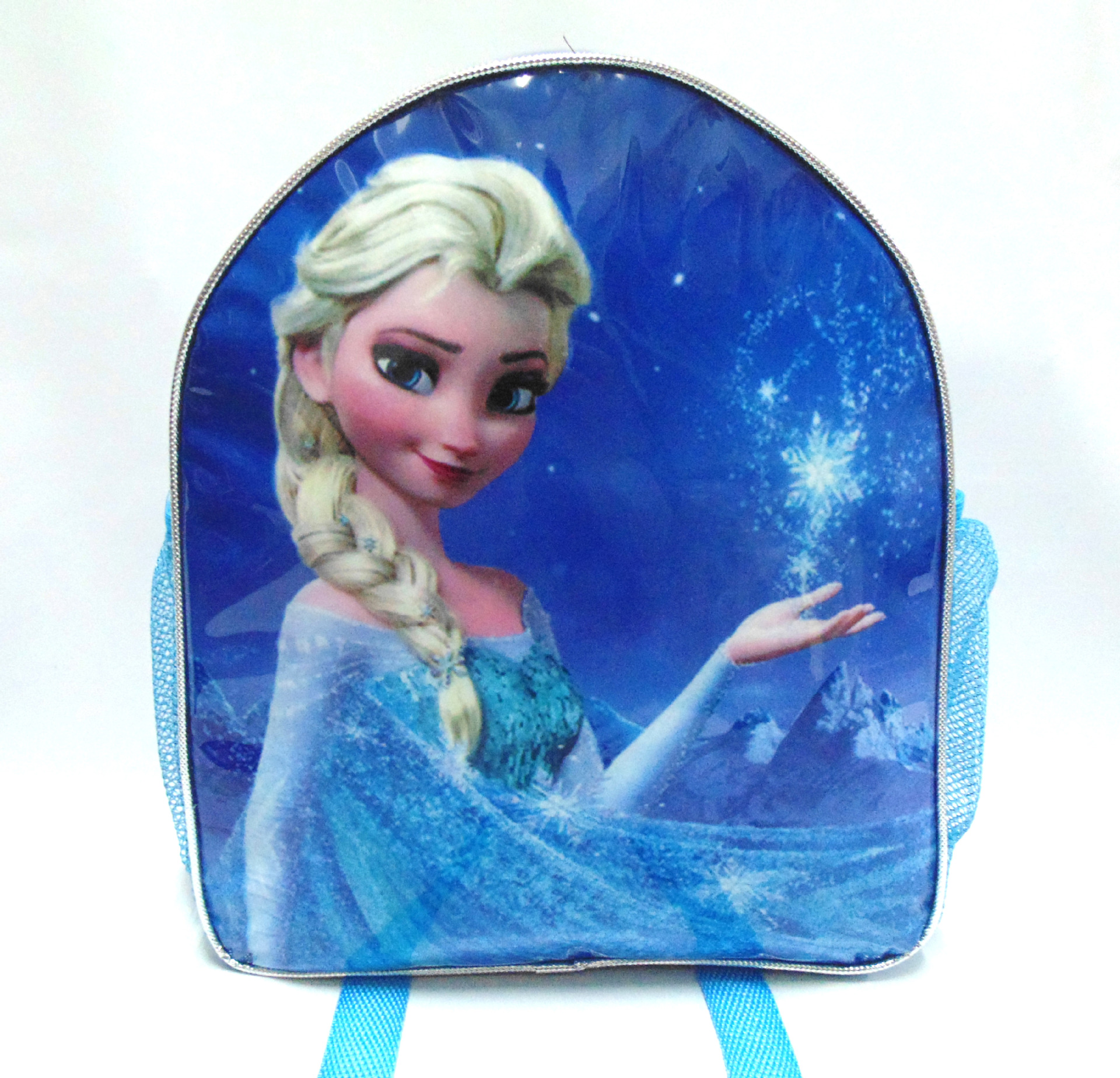 2018 Cartoon Princess Elsa Backpack School Bags for Girls Children Mini Schoolbag Kids Bookbags Kindergarten Mochila