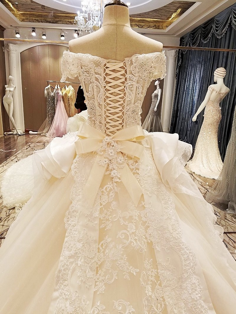 E0a804a7a4 Backlake Special Wedding Dresses Lace Ball Gown