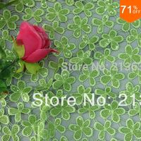 POz61 220854 Textile Dyeing Sequins Water Soluble Embroidery Sequin Embroidery Factory Full Full Of Water Soluble