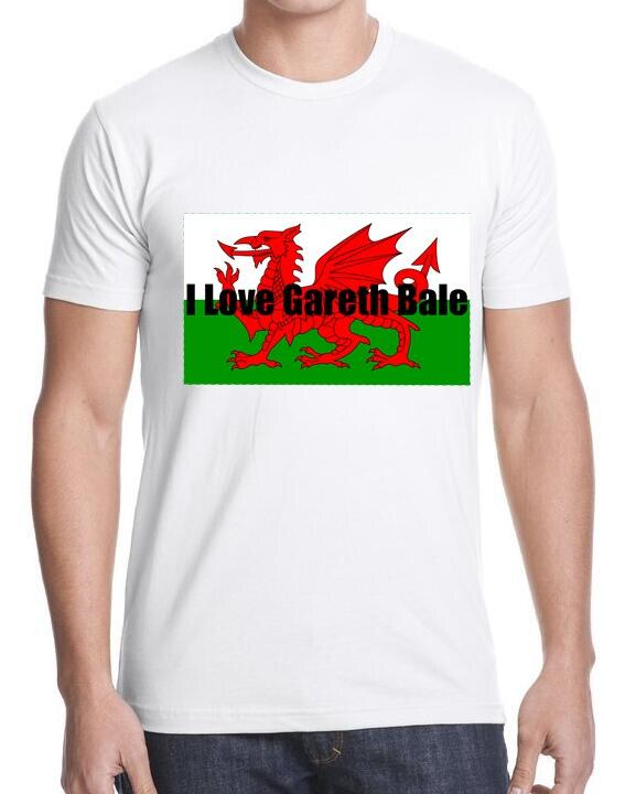 Free shipping I love Bale custom cotton leisure T-shirt man t shirt euro size short sleeve O neck t-shirts wholesale crime