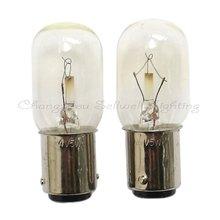 Ba15d t20x48 24v 5w miniature lamp light bulb a314