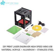 NEJE DK-8-KZ 1000mW Professional DIY Desktop Mini CNC Laser Engraver Cutter Engraving Wood Cutting Machine Router