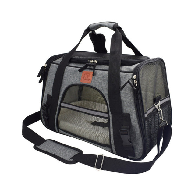 Carrier for Dogs Travel Cat Carrier  Safety Reflective  1