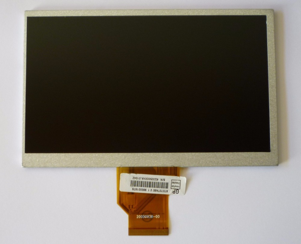 New 7.0 Inch Replacement LCD Display Screen For Explay Informer 705 165*100*3.5mm new 7inch replacement lcd display screen for explay fog digma idm7 165 100 3 5mm