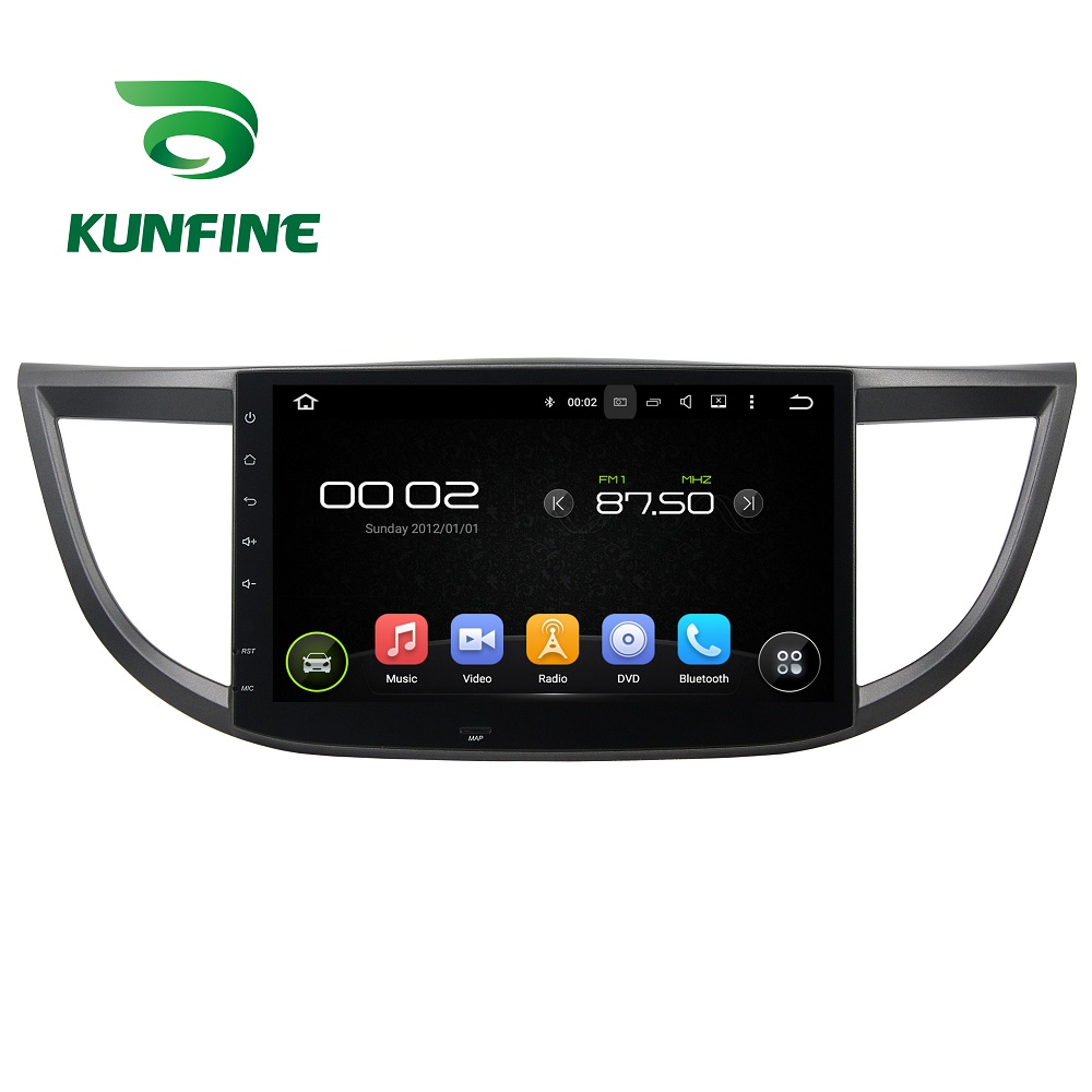 2GB RAM Octa Core Android 6.0 Car DVD GPS Navigation <font><b>Multimedia</b></font> Player Car Stereo for <font><b>Honda</b></font> <font><b>CRV</b></font> 2012 2013 <font><b>2014</b></font> 2015 Radio image