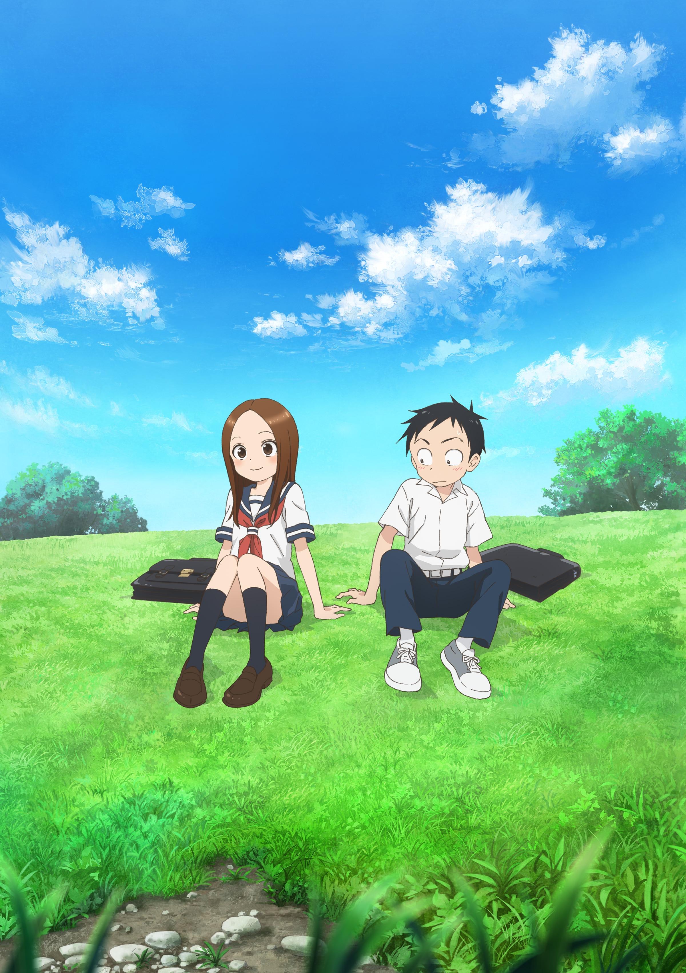 擅长捉弄的高木同学第二季动画第2弹PV公开! 擅长捉弄的高木同学第二季 ACG资讯