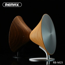 Bluetooth 4.2 audio desktop stereo speaker NFC creative home sound box Touch key design Built-in battery remax sd card