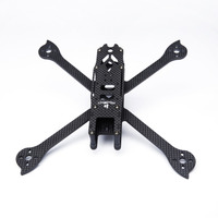 iFlight XL5 Lowrider V3 Unibody 240mm 5inch with 4mm arm FPV Race Frame compatible xing 2207/2306 motor for FPV racing drone kit