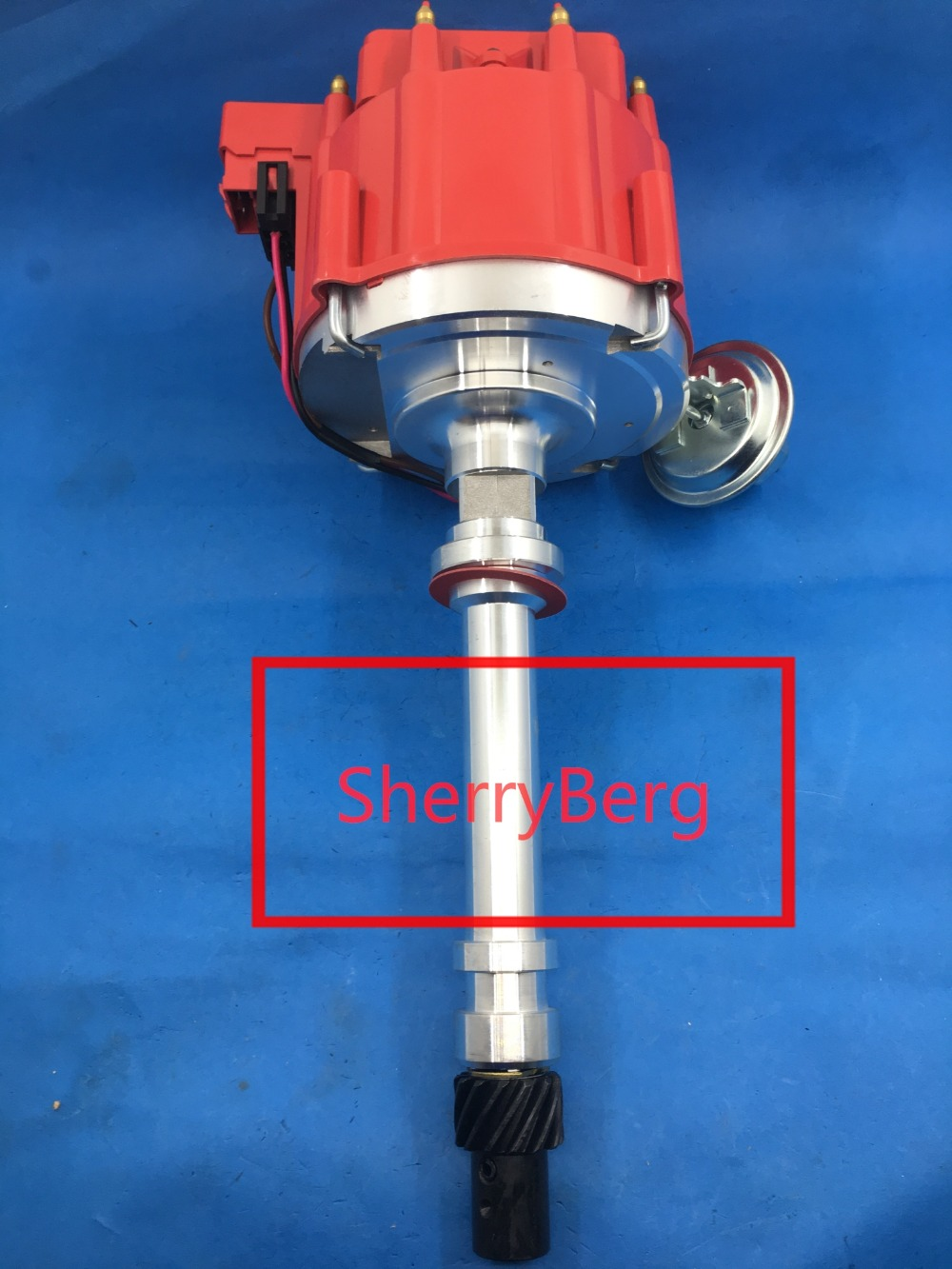 New HEI DISTRIBUTOR ELECTRIC fit CHEVROLET 305 350 400 C.I 8 CYL BUICK GMC Small & Big Block Chevy 305 327 350 454 Small Base