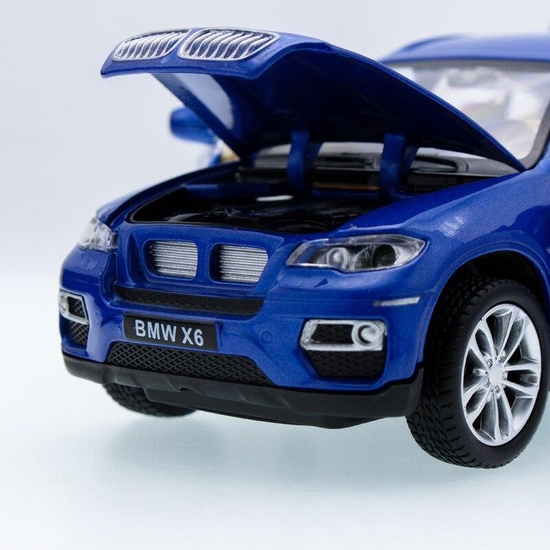 Высокая моделирования 1:32 6x внедорожник литья под давлением сплава металла роскошь гоночный автомобиль модели Коллекция Модель задерживае...