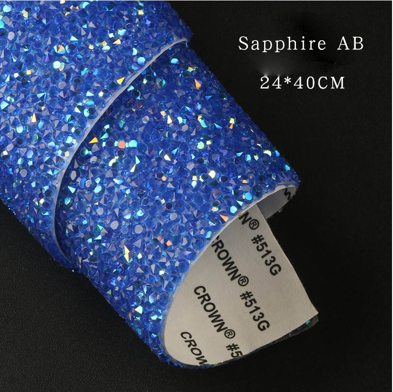 9.4 15.8   Size 3mm Resin rhinestone mesh Applique Hotfix Iron On Strass  Mesh Banding In Roll For Wedding Dresses Crafts SOWOO-in Rhinestones from  Home ... d16f562856ad