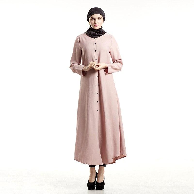 Fashion muslim casual abaya islamic prayer women long maxi for Porte a porte clothing