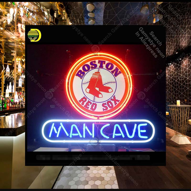 BRS Man Cave Neon SignS neon bulb Sign light glass Tube Handcraft Decorative Room Bright Color Advertisement made to orderBRS Man Cave Neon SignS neon bulb Sign light glass Tube Handcraft Decorative Room Bright Color Advertisement made to order