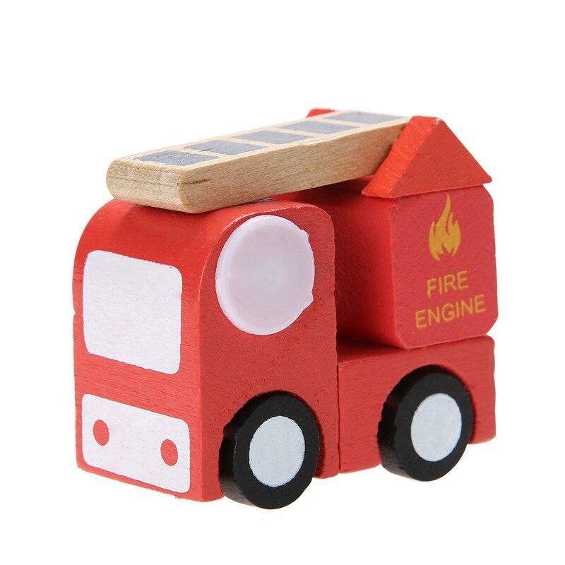 Spielzeug Holz Anzahl Zug Spielzeug Bunte Lustige Pädagogische Spielzeug für Baby Infant