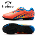 TIEBAO Teenagers Soccer Shoes Outdoor School Football Games Boots TF Turf Sloes Kids Sneakers Boys Girls Training Soccer Cleats
