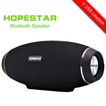 HOPESTAR H20 регби 30 Вт Bluetooth динамик Колонка ПК беспроводной портативный мини водостойкий мега бас стерео открытый сабвуфер TF USB