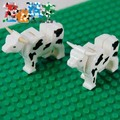 Animal cow compatible accessory bricklink DIY building block brick assemble particles brickset (547)