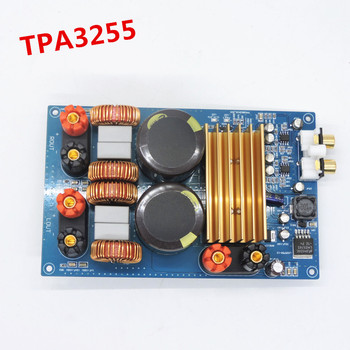 DC50V TPA3255 300W + 300W Class D audio Digital Amplifier Board